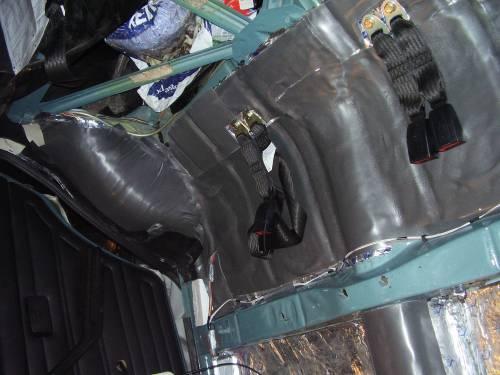 также учитывать, шумоизоляция автомобиля ваз 2105 есть это